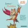 H�rbuch Cover: James' Tierleben (Download)