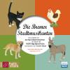 H�rbuch Cover: Die Bremer Stadtmusikanten (Download)