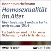 H�rbuch Cover: Homosexualit�t im Alter (Download)