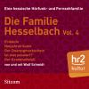 Hörbuch Cover: Die Familie Hesselbach Vol. 4 (Download)