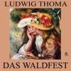 H�rbuch Cover: Das Waldfest (Download)