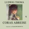 H�rbuch Cover: Coras Abreise (Download)