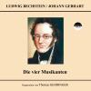 H�rbuch Cover: Die vier Musikanten (Download)