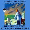 H�rbuch Cover: Der Riese vom St. Leonharder-See (Download)