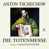 H�rbuch Cover: Die Totenmesse (Download)