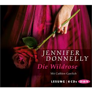 H�rbuch Cover: Die Wildrose
