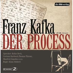 H�rspiel Cover: Der Process