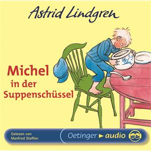 H�rbuch Cover: Michel in der Suppensch�ssel
