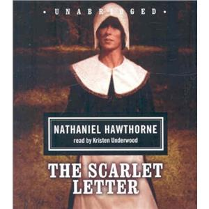 Horbuch Cover The Scarlet Letter