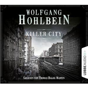 AUDIAMO Horbuch U Horspiel Store Killer City